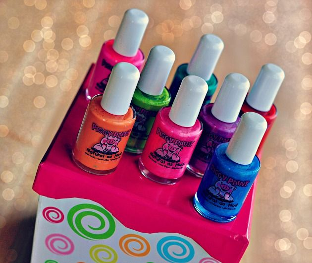 Natural Non-Toxic Nail Polish : Piggy Paint--Love this! And it\'s not ...