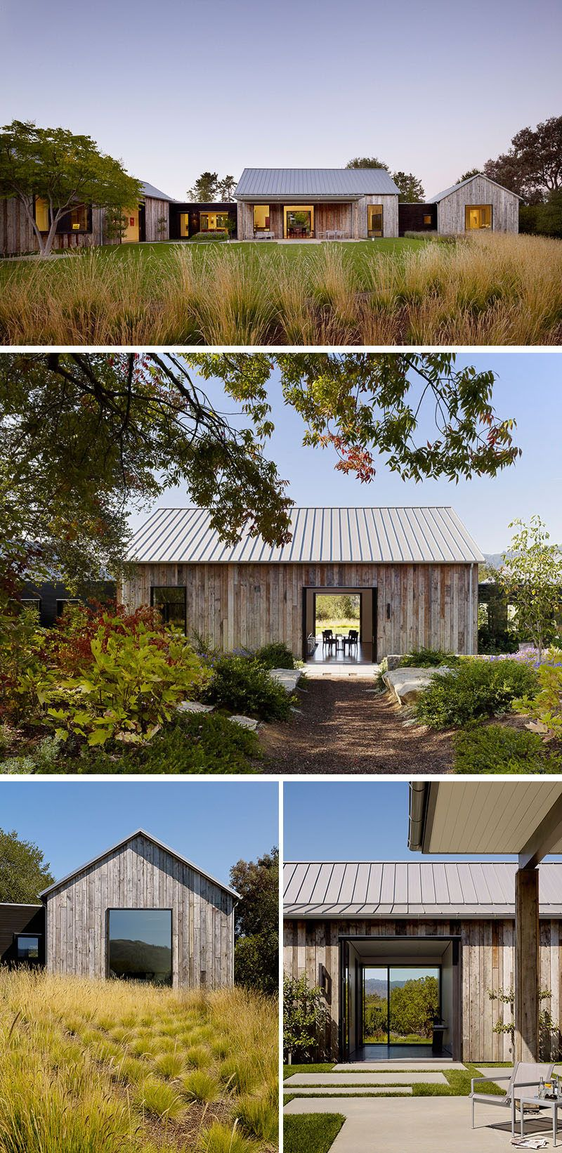 The Portola Valley Barn by Walker Warner Architects