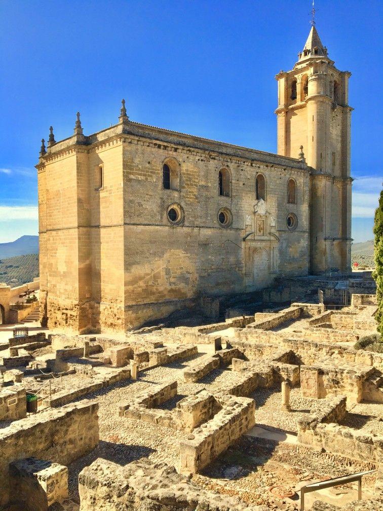 Sabes Cómo Eran Las Ciudades En época Medieval En Alcalálareal Tienes Uno De Los Mejores Ejemplos De Andalucía Con L Ciudad Medieval Epoca Medieval Ciudades