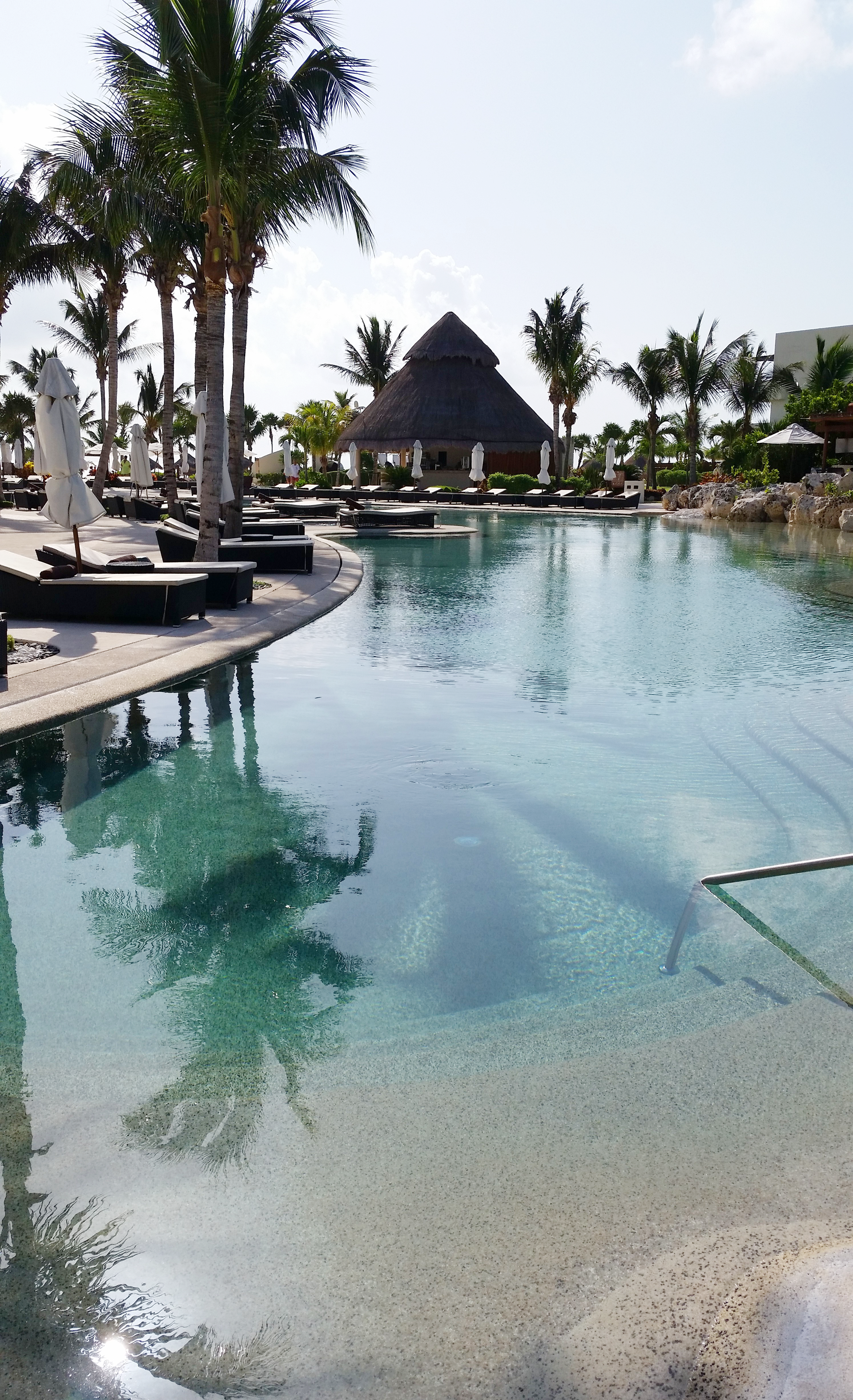See Photos From Our Trip To The All Inclusive S Only Secrets Maroma Beach Mexico
