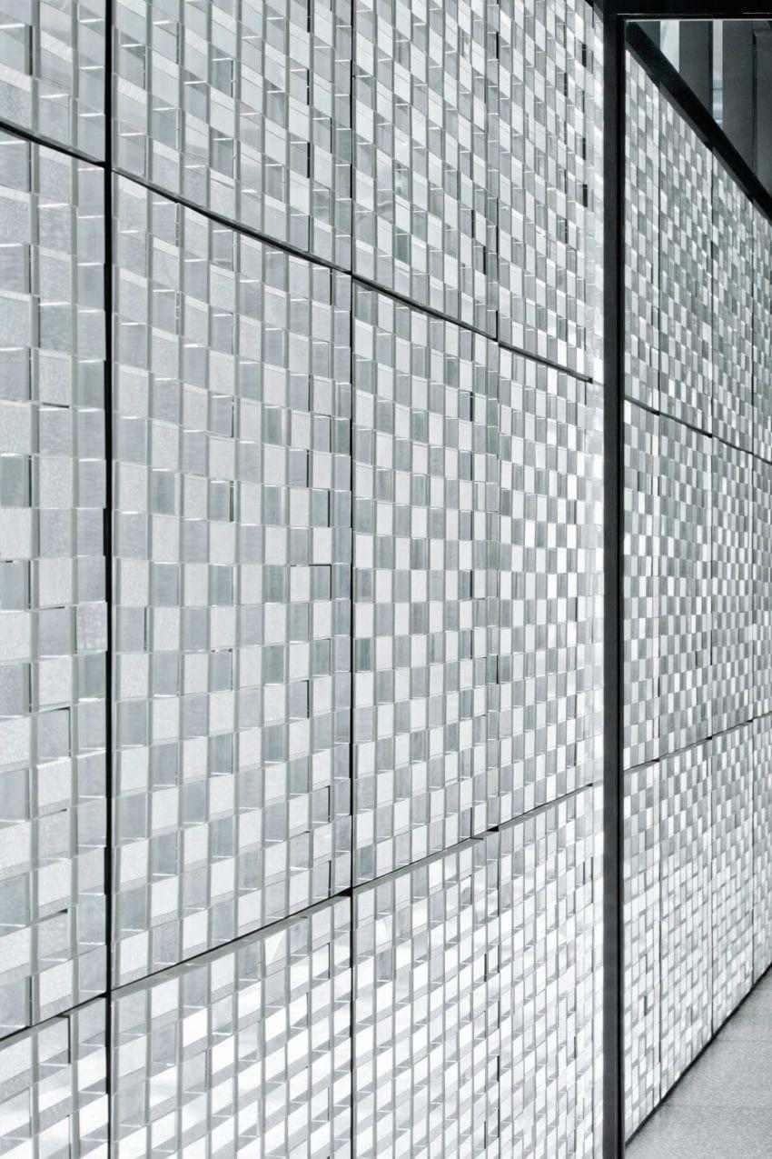 Bricks Decoded The Return Of Glass Blocks Curated By Yellowtrace Blocks Bricks Commer In 2020 Glass Blocks Neri And Hu Glass Brick