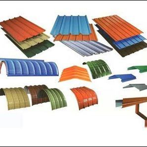Aluminium Roofing Sheets A Versatile Range Of Roofing Sheets Including Circular Corrugated Industrial Trough Sheet Metal Roofing Roofing Sheets Aluminum Roof