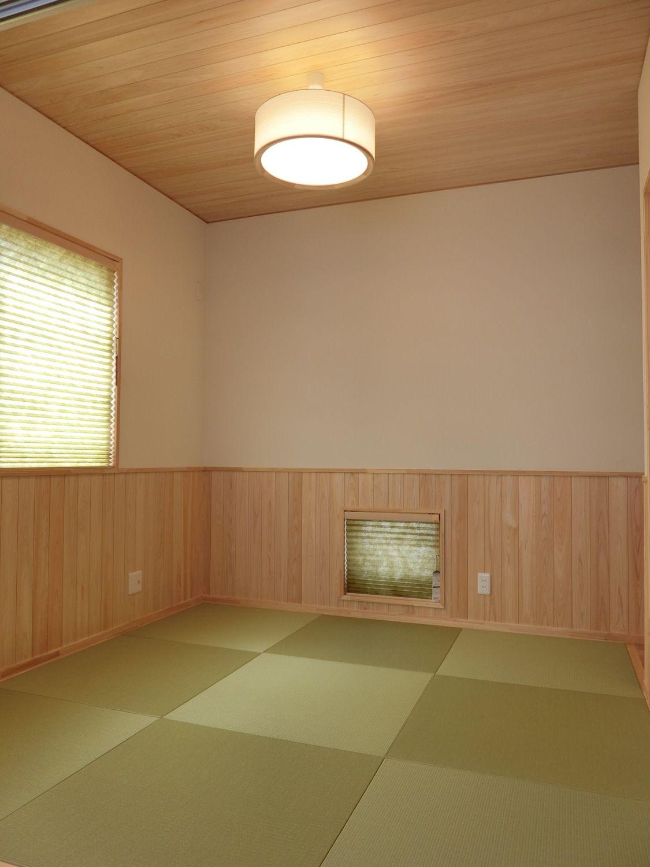 栄建築の写真集 2020 和室 天井 家