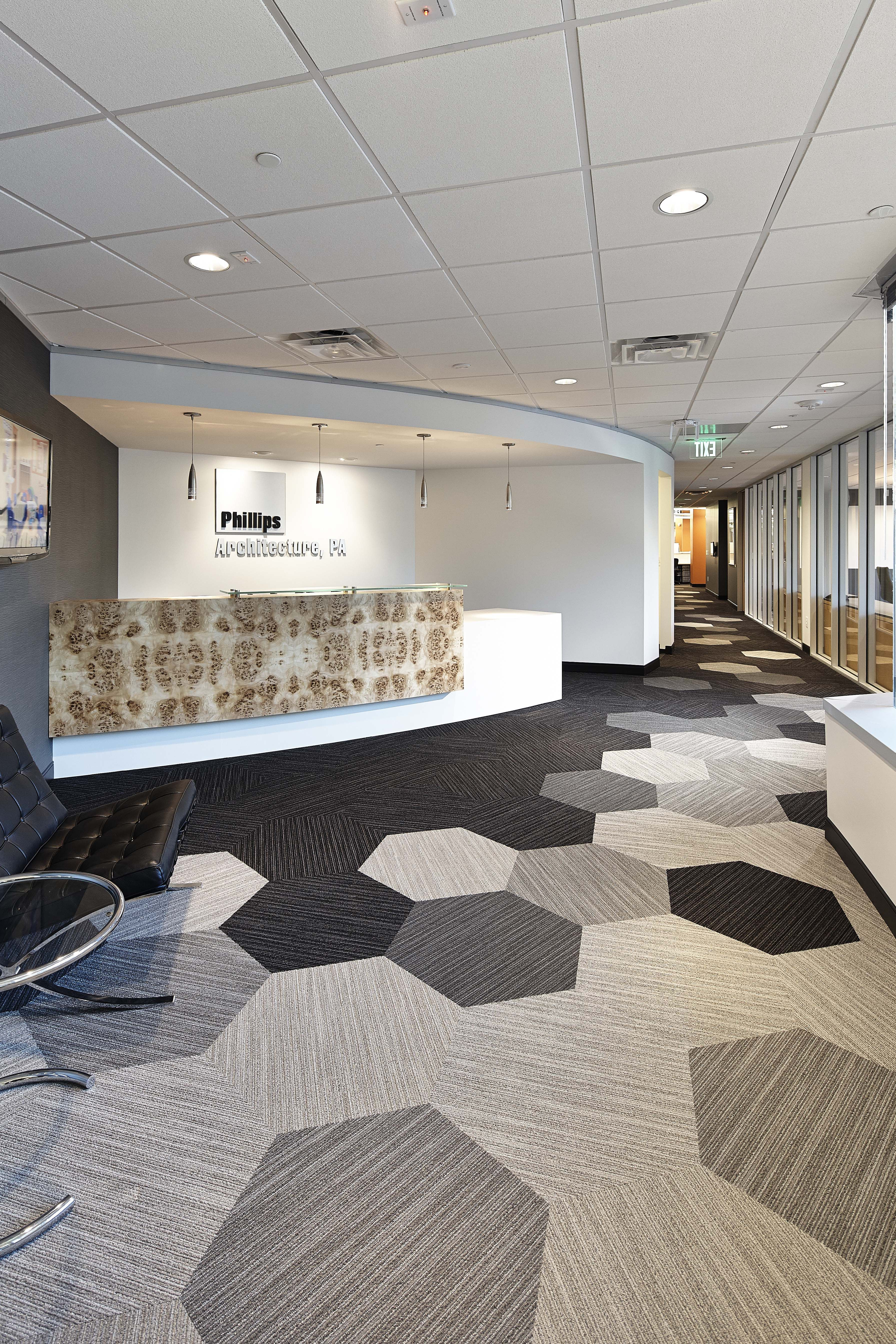 Hexagon Collection Phillips Architectures Office