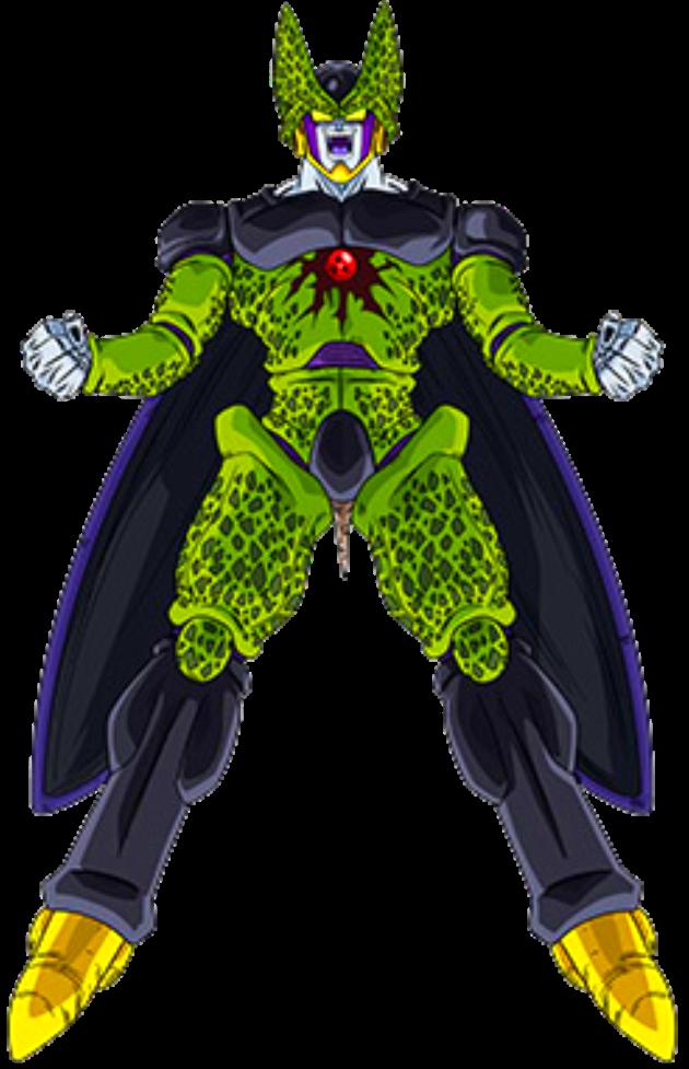 Cell Xeno By Alexelz Anime Dragon Ball Super Dragon Ball Art Anime Dragon Ball