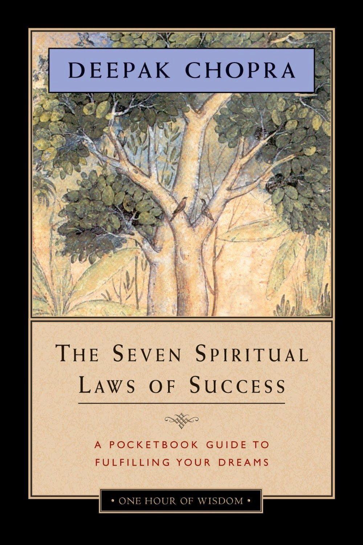 Deepak Chopra ' The Seven Spiritual Laws Of Success ' Epub Ebook Pdf Mobi  Download