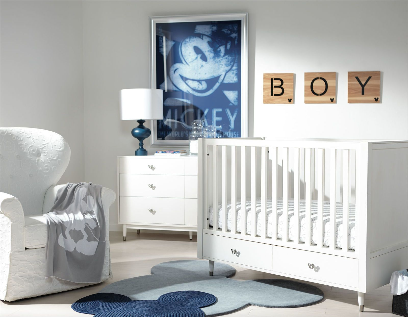 Ethan Allen Just Launched An Adorable Disney Nursery Collection