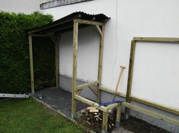 Sommerküche Bauanleitung : Dach eindecken garten garden pinterest sommerküche hochbeet