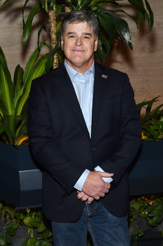Sean Hannity denies Trump lawyer Michael Cohen represented