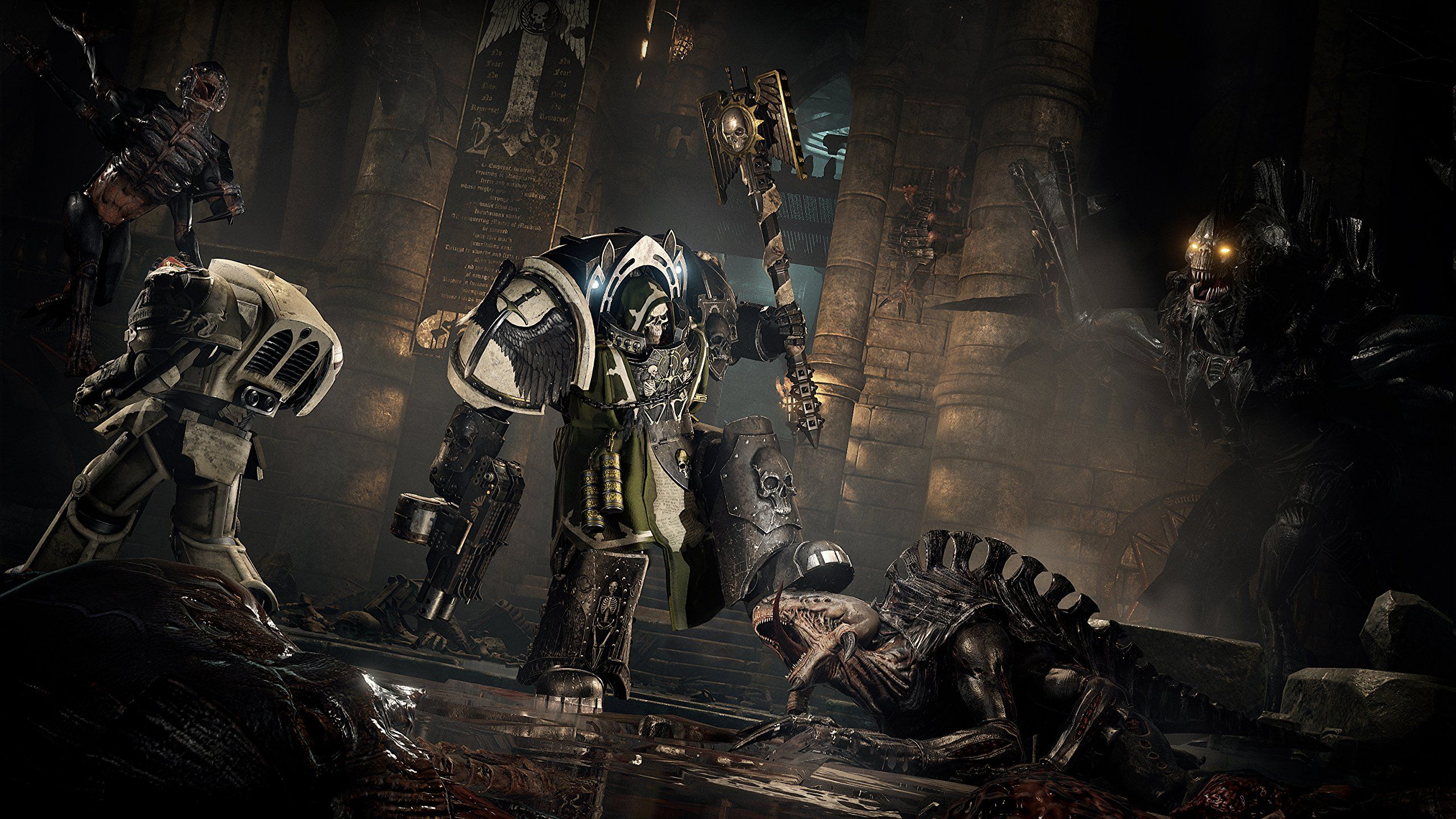Space Hulk Deathwing Enhanced Edition Playstation 4 Continue To The Product At The Image Link It Is Amazon Affili Space Hulk Deathwing Warhammer Art Hulk