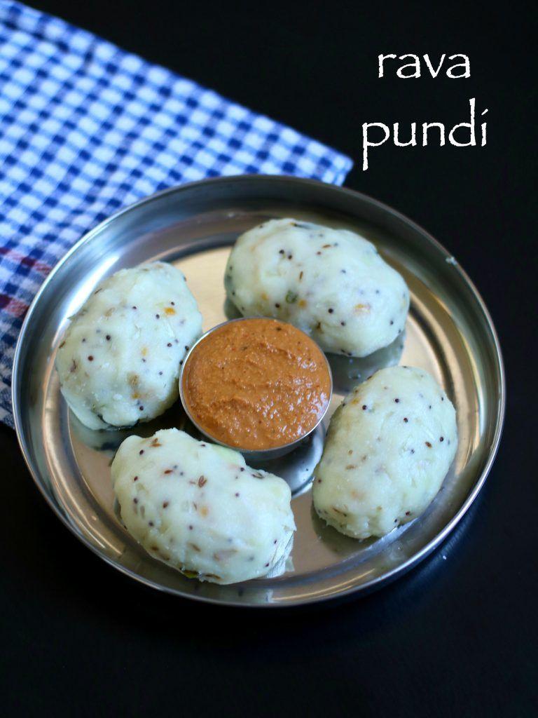 semolina pundi | Recipes | Pinterest | Indian breakfast, Recipes and ...