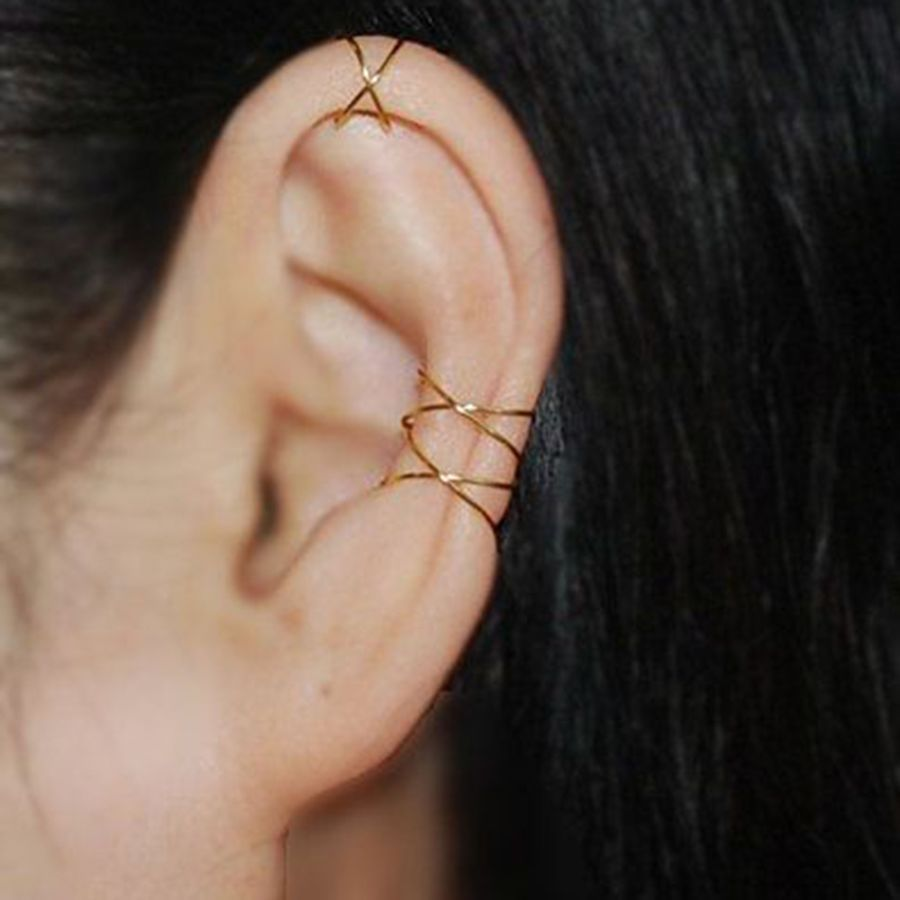 The Chic New Earring Trend That S Going To Be Everywhere