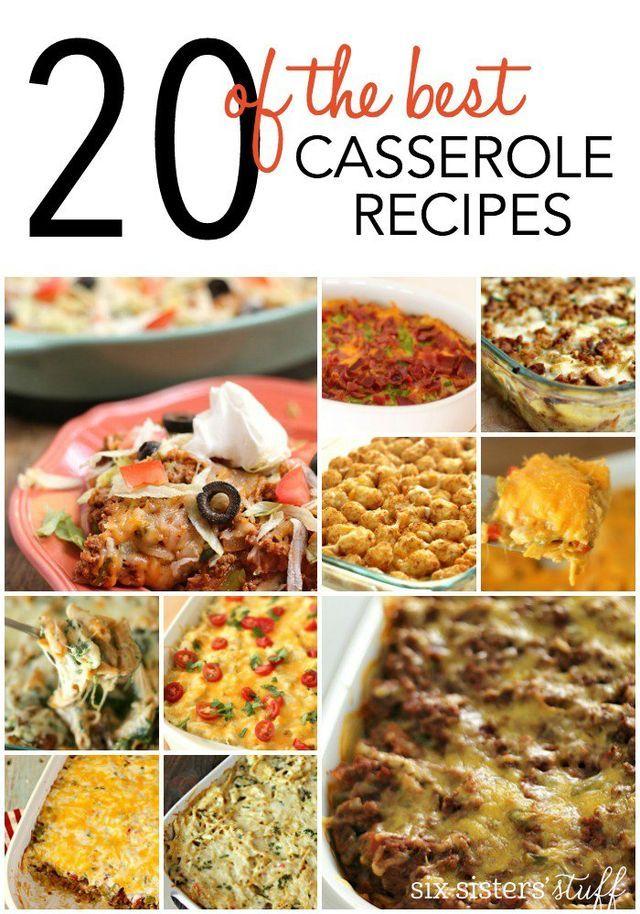 John Wayne Casserole Recipe Simple