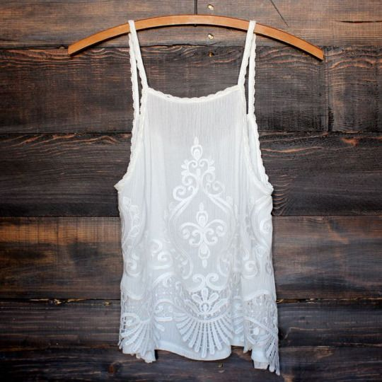 a lovely camisole