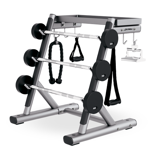 Handle Rack Lifefitness Fit Life Gym No Equipment Workout