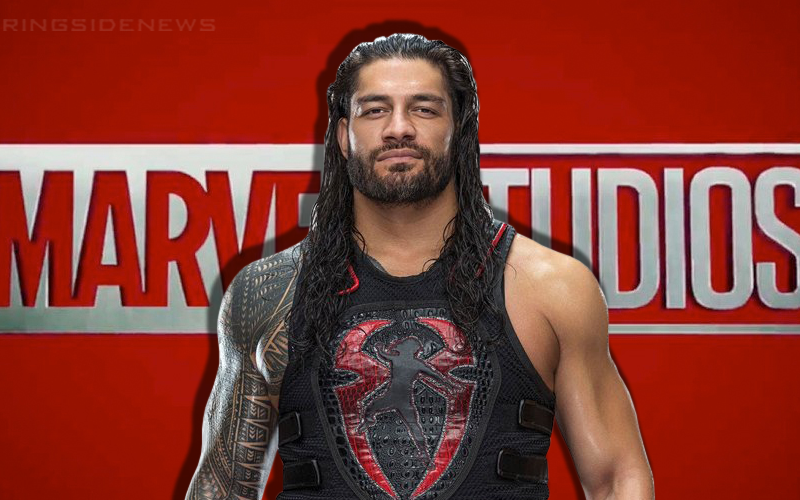 Roman Reigns Interested In Joining Marvel Cinematic Universe Roman Reigns Marvel Cinematic Marvel Cinematic Universe
