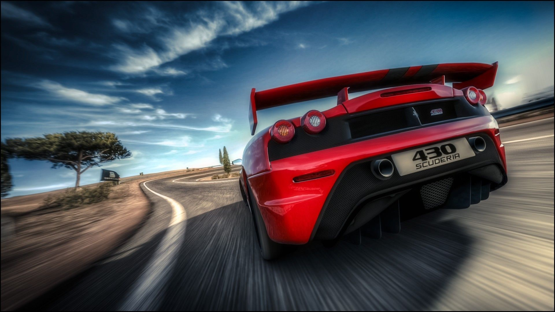 Download hd wallpapers of 30351car road motion blur