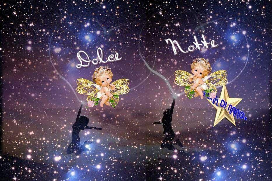 Notte Magica Immagini.Che Sia Una Notte Magica A Chiunque Buonanotte Notte E