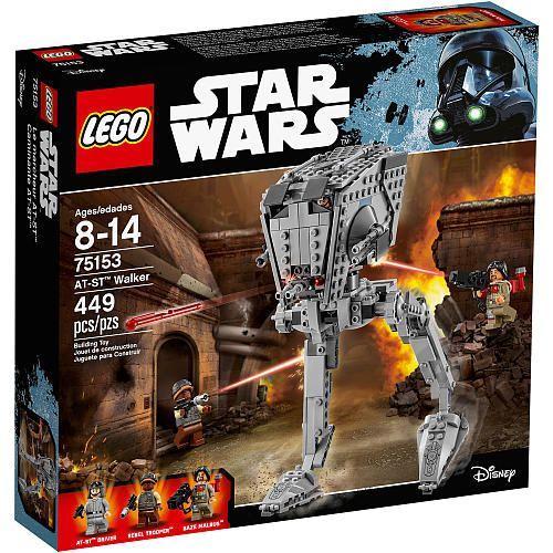 LEGO Star Wars AT-ST™ Walker (75153) - Toys\
