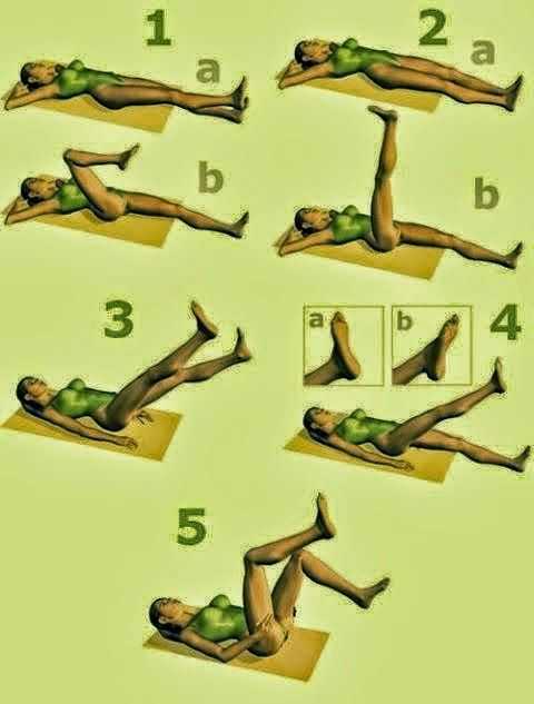 ejercicios para eliminar varices