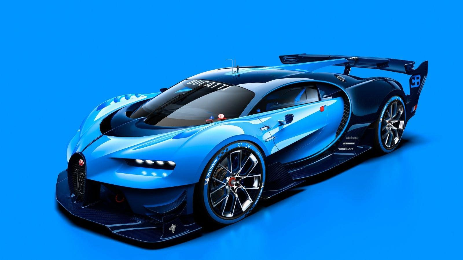 Attirant Image For Free 2015 Bugatti Vision Gran Turismo Car HD Wallpaper