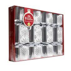 Wilko christmas luxury crackers snowflake design 8pk let it glow wilko christmas luxury crackers snowflake design 8pk let it glow solutioingenieria Gallery