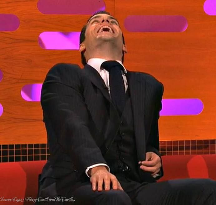Jason Momoa Graham Norton: Henry Cavill, The Graham Norton Show