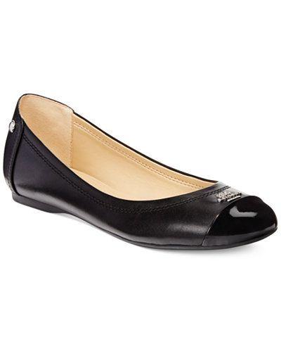 d3546481e66 COACH Chelsea Flats - Shoes - Macy s