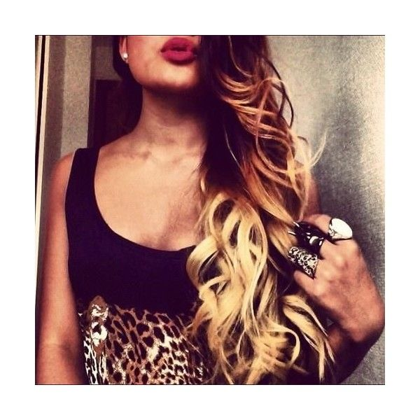 Hey! I like your HAIR ❤ liked on Polyvore featuring hair