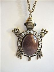 Turtle Pendent Necklace