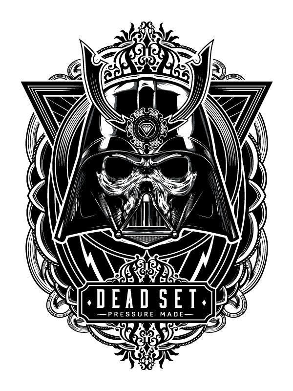 Storm Trooper Tattoo Helmets
