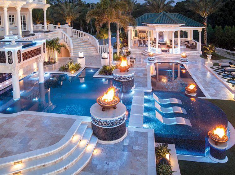 Ryan Hughes Design Build Luxury Pools Luxury Homes Dream Houses Dream Backyard