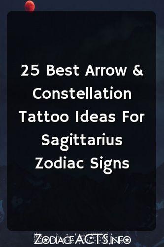 25 Best Arrow & Constellation Tattoo Ideas For Sagittarius Zodiac Signs #astrolo...,  #ariesconstellationtattooideas #arrow #astrolo #constellation #ideas #Sagittarius #Signs #tattoo #Zodiac