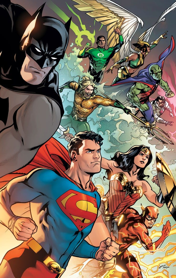 Every New Comic Coming From Dc In June 2019 Cbr Dc