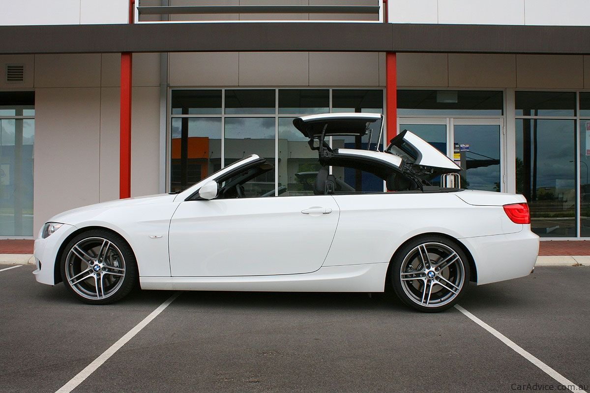 Bmw 3 Series Cabriolet 4th Generation With Images Bmw 3