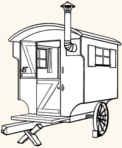 Die besten 25 sch ferwagen ideen auf pinterest minihaus for Leuchtturm modell selber bauen