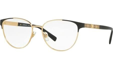 9093d9a7d102 Eyeglasses Versace VE 1238 1002 Gold
