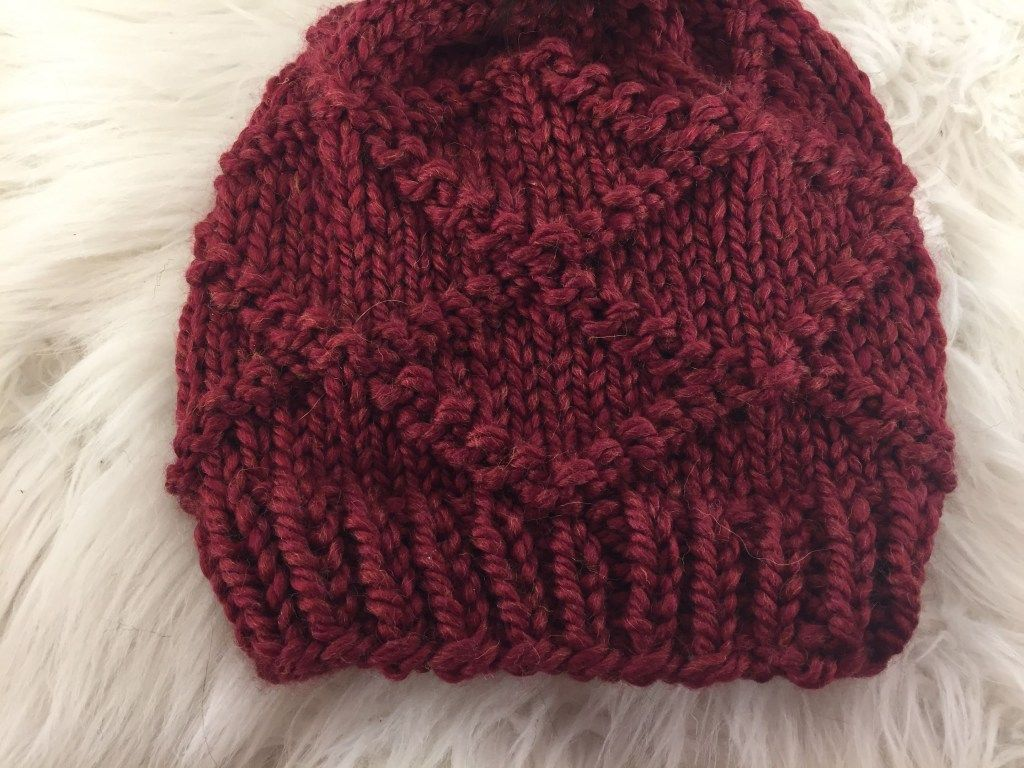 a3f7a7577c2 The Diamond Knit Hat - The Northern Moose