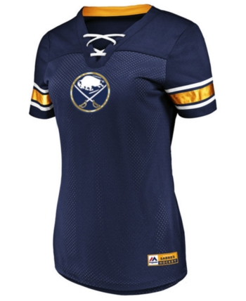 online store 47a2c a9f53 Majestic Women Buffalo Sabres Draft Me T-Shirt in 2019 ...