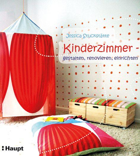 """""""Kinderzimmer – gestalten, renovieren, einrichten""""- Bücher zu gewinnen!   DaWanda Blog"""