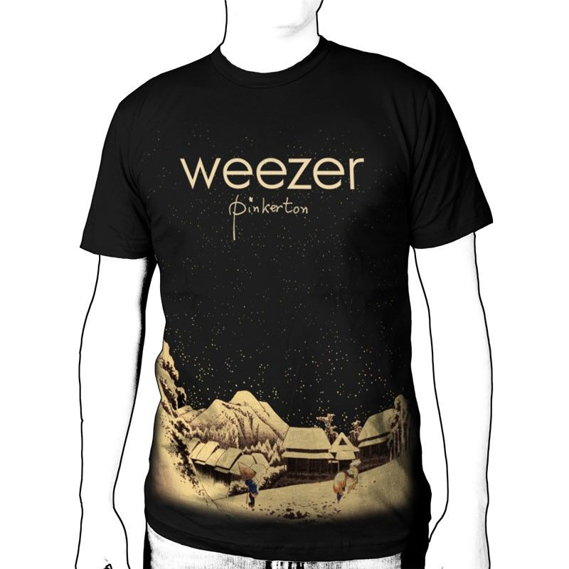 Official Weezer Store | Weezer, Pinkerton Shirt | My Style ...