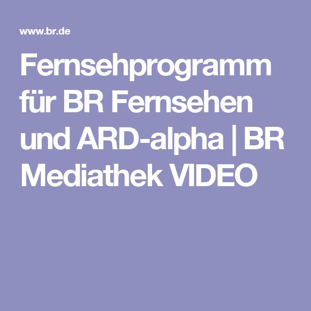 Mediathek Br Fernsehen