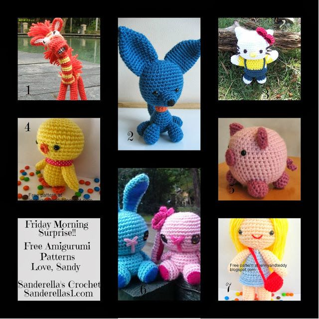 "*Amigurumi patterns free Friday surprise* WHY call it amigurmi instead of just ""dolls""?"