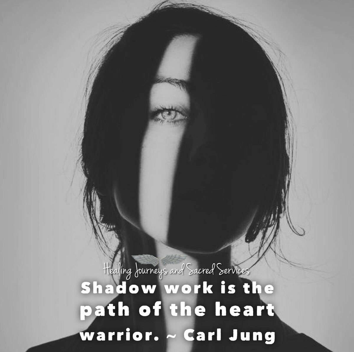 Shadow Work. Visit Healing Journeys and Sacred Services on