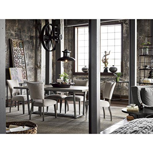 Universal Furniture Curated Sedgwick Dining Table In Graystone