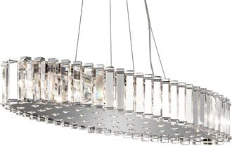 Discount crystal chandeliers oval crystal pendant chandelier discount crystal chandeliers oval crystal pendant chandelier from the crystal skye collection mozeypictures Images