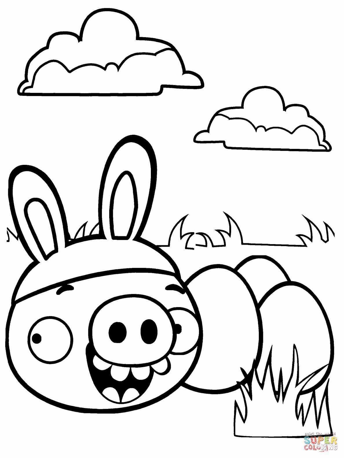 Angry Birds Coloring Book Elegant 15 Best Printable Angry Birds Colouring Pages For Kids Papercraft Estruturas