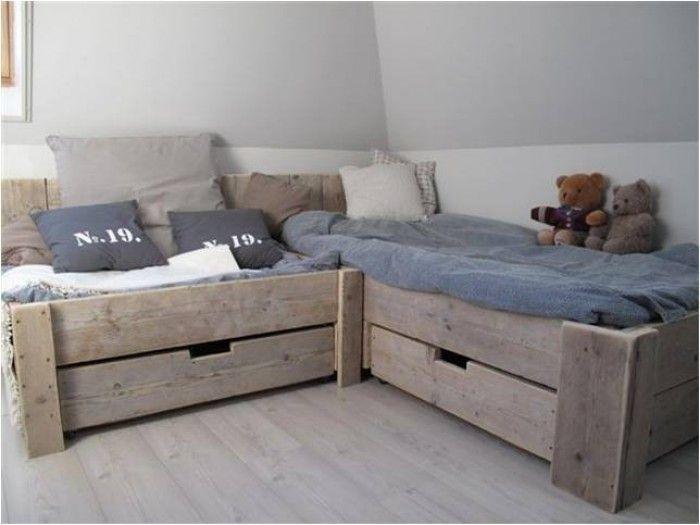 Stoere Meiden Slaapkamer : Een waanzinig mooi bed voor in de slaapkamer van de kids vol