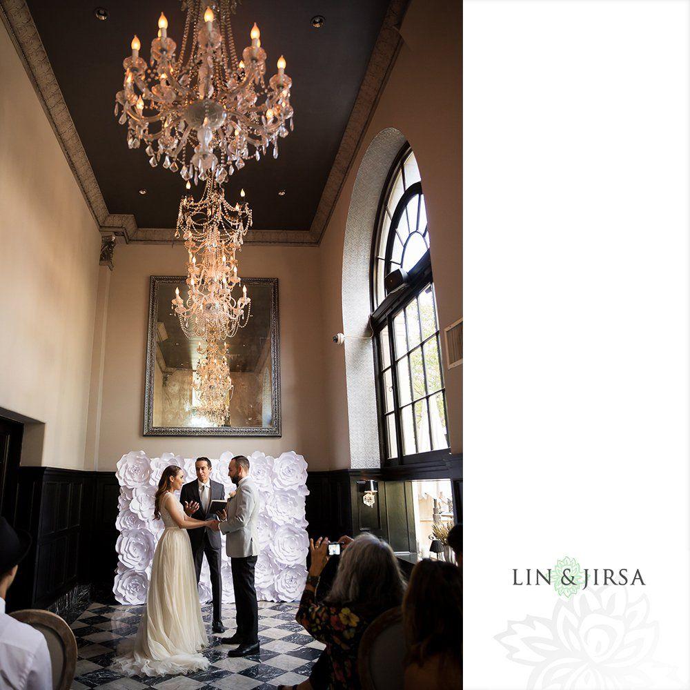 The Culver Hotel Wedding Bernadette Alex