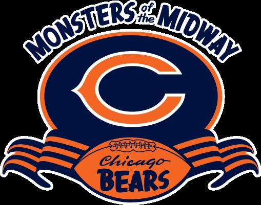 chicago bears chicago bears logo stencil alfie anido da bears rh pinterest ca
